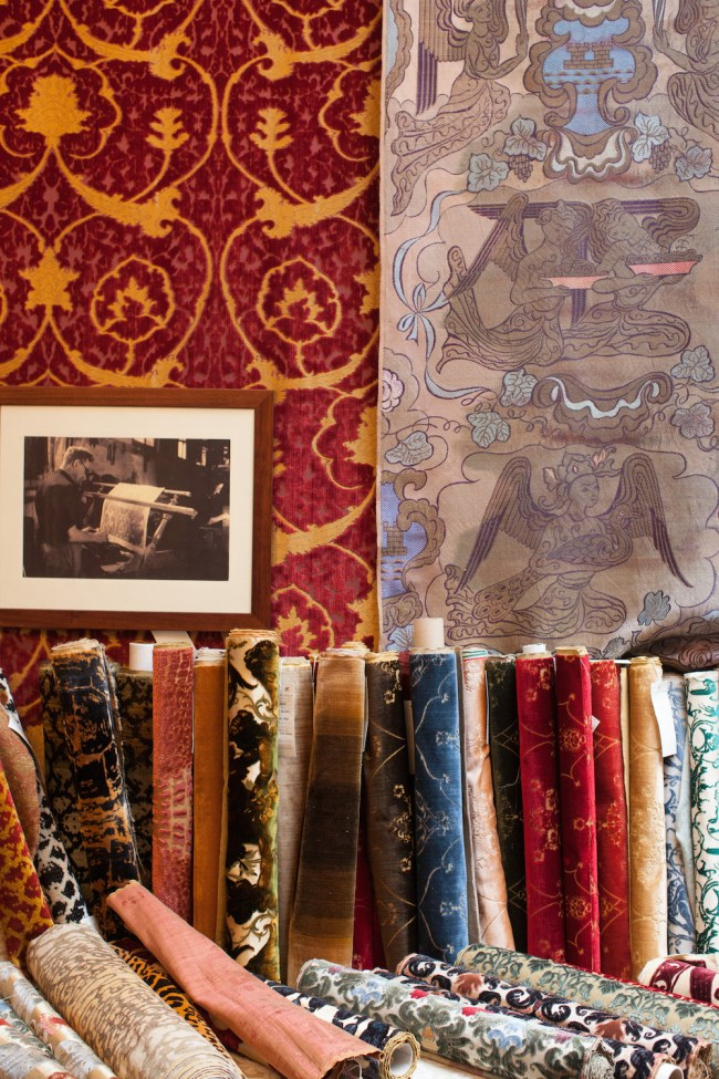 Luigi Bevilacqua on Tea Collection's Studio T Blog