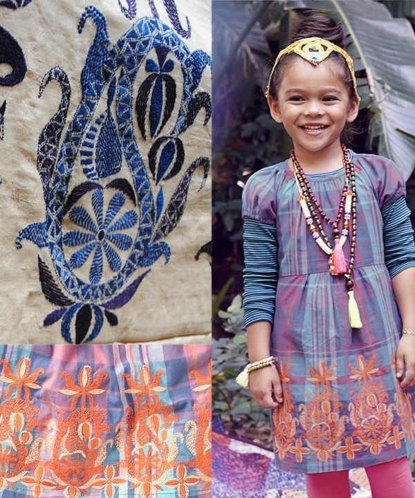 India-Kantha-inspired-dress