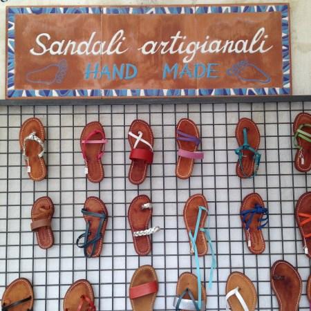 Italian Sandals