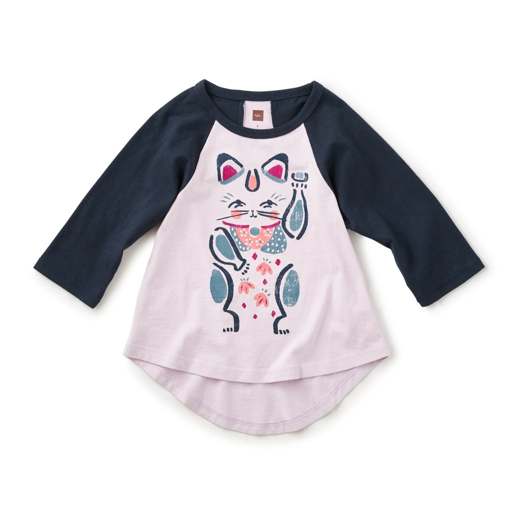 Maneki Neko Graphic Tee