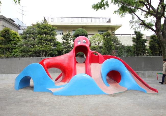 Octopus Slide
