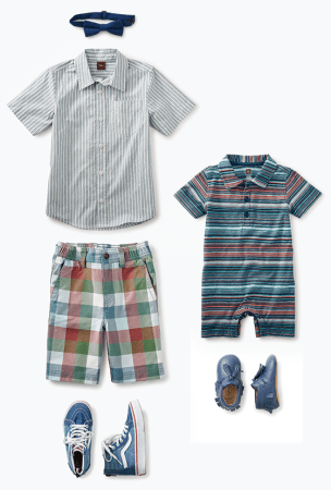 Boys Spring Special Occasion Outfits