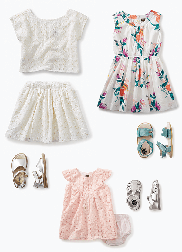 Girls Spring Special Occasion Outfits
