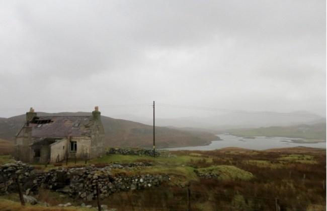 Scotland Coastal Village