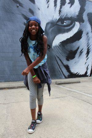 Savannah Inspiring Little Citizens Finalist