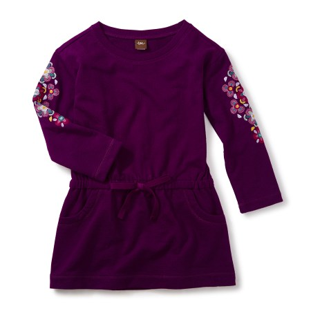 mackintosh inspired girls floral dress
