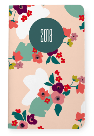 Fall 2017 May Designs Claire Painted Floral