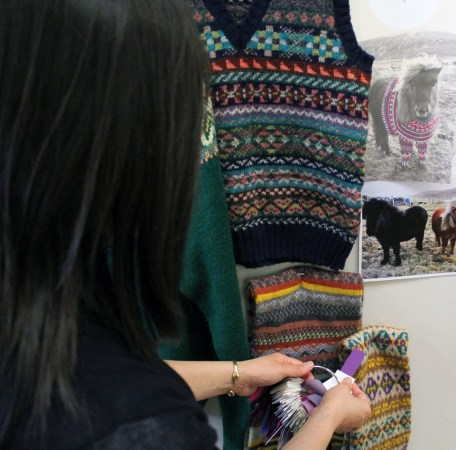 Tea Fair Isle Designs