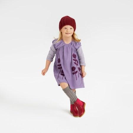 Girl Cullodena Corduroy Dress