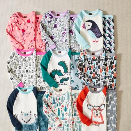 Tea Collection Pajamas