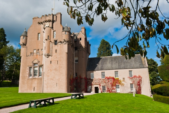 Crathes Castle Scotland