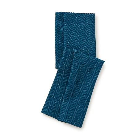 Girl Tweed Print Leggings