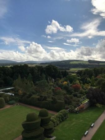 Crathes Garden Scotland