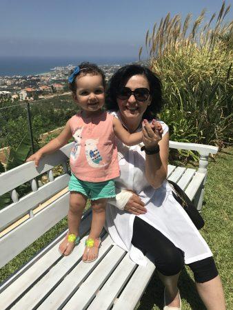 Family trip to Lebanon