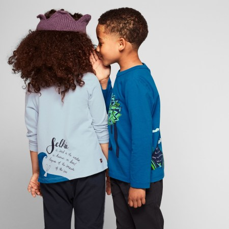 Tea Kids Storytelling Tees