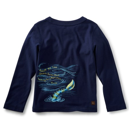 Boy Loch Ness Graphic Tee