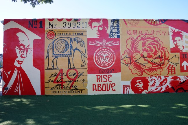 Wynwood Walls Shepard Fairey