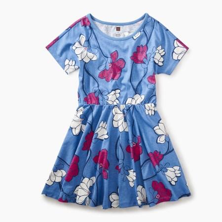 Girls Magnolia Dress