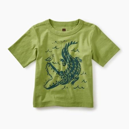 Alligator Graphic Tee