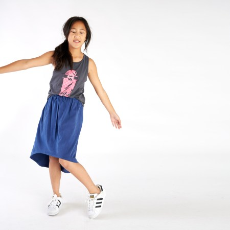 Tween Girls Hi Lo Skirt