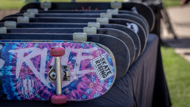 Tea Collection x Skate Rising Event