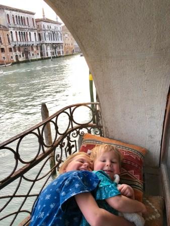 Vacation to Italy Alexa Talbot