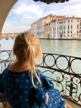 Vacation to Italy Alexa Talbot
