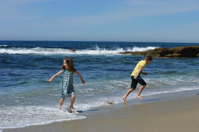 Seal Beach La Jolla
