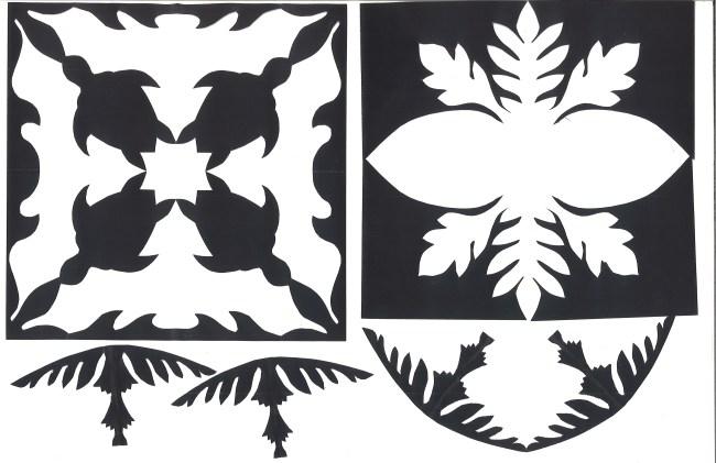 Traditional Hawaiian Quilt Patterns