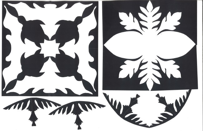 Traditional Hawaiian Quilt Patterns