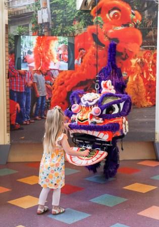 Portland Childrens Museum Voyage to Vietnam Exhibit Tea Collection