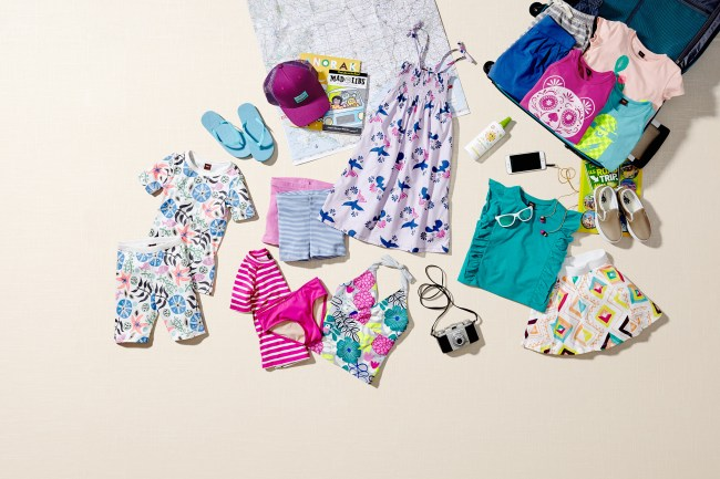 Kids Vacation Outfits
