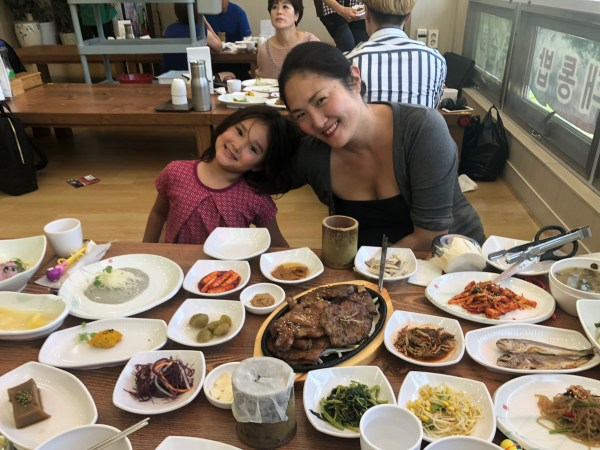 Connecting with Cultural Heritage in South Korea The Kim Family