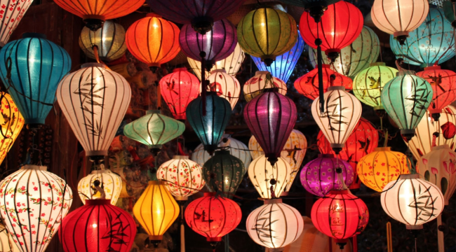 Lanterns of Hoi An
