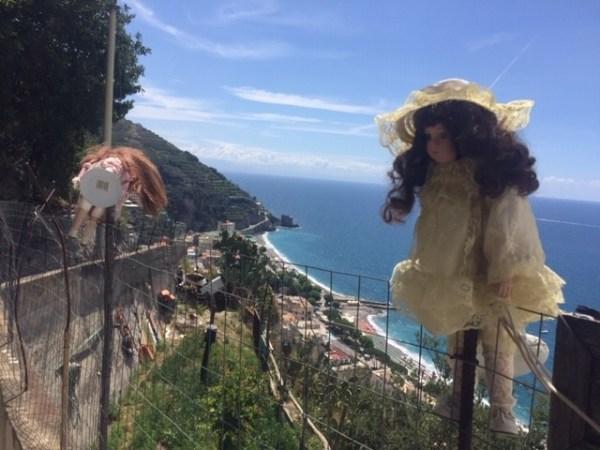 Amalfi Dolls in Italy