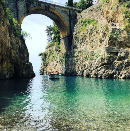 Fiordo Di Furore, Italy
