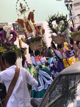 Oaxacan street festival