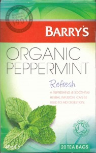 Barry's Peppermint Tea