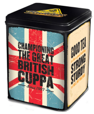 builders tea caddy