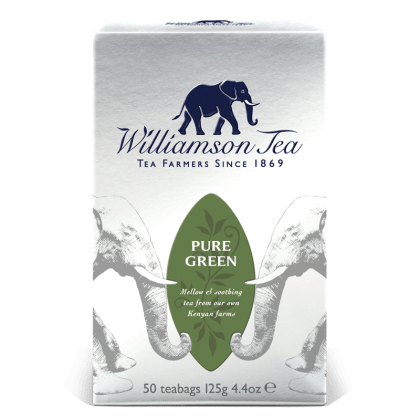Williamson Kenya Green Tea