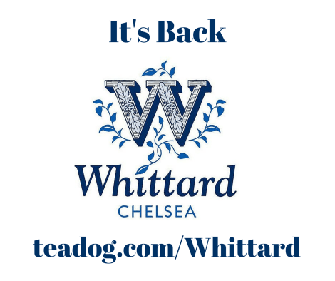 Whittard Tea is Back