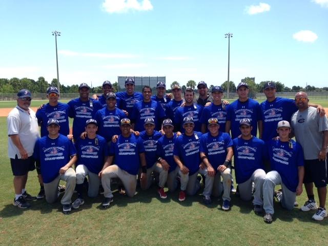 A's Baseball 18 Elite (18u Champs)