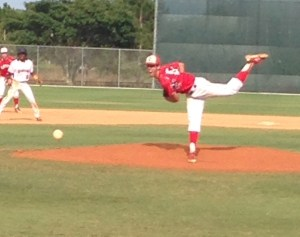 LHP Clayton Morell