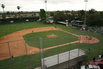 Cougar Field at Azusa Pacific University