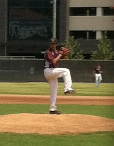 2016 LHP Dominic Tating