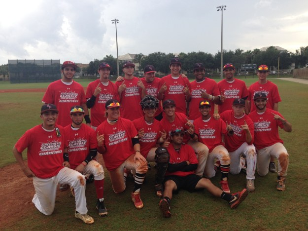 2014 Under Armour Firecracker Classic 18U Division Champions, Elite Performance 18