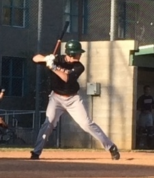 2015 3B/RHP Colton French
