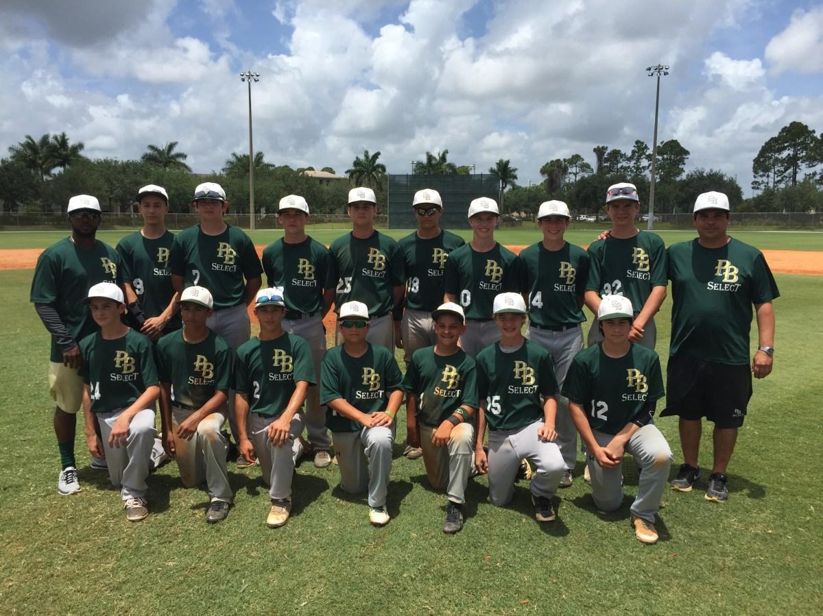 Palm Beach-Select 14 (14u Division Champs)