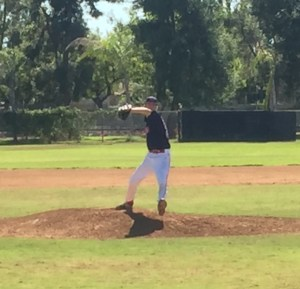 2016 RHP Josh Hammond