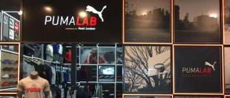 Re-Working Puma's Store Interfaces for Digital Integration